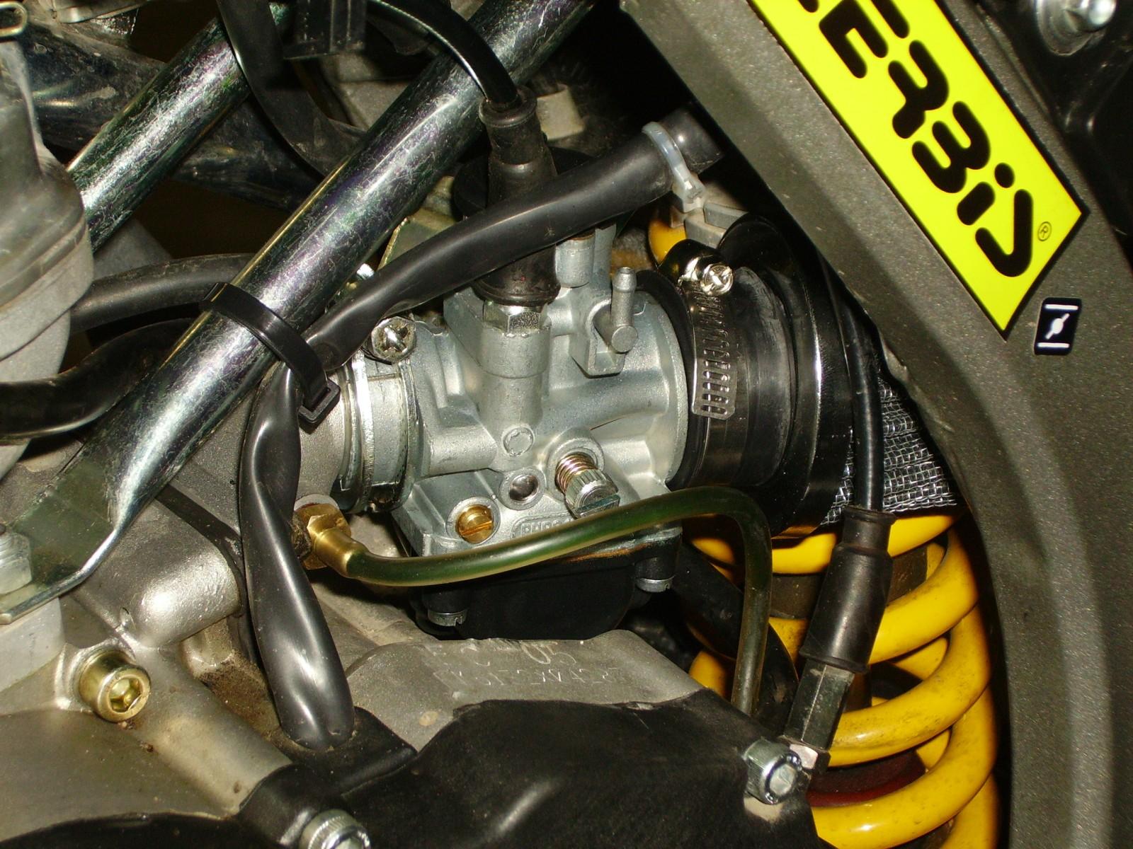 Carburatore Dell'Orto PHBG 19.5